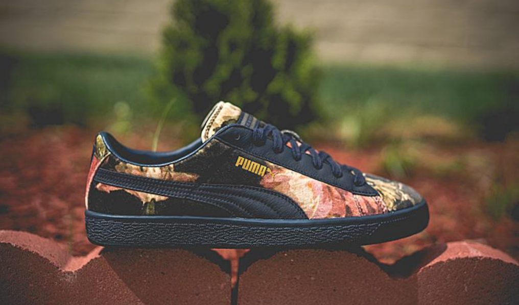 Puma x House of Hackney shoe