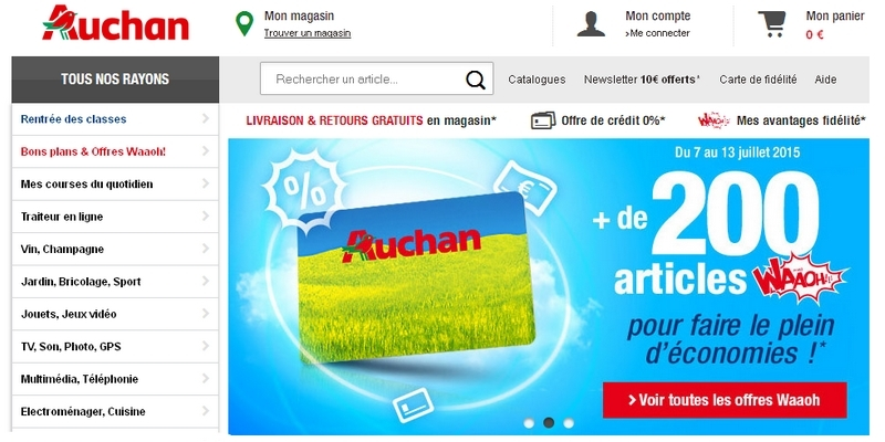 auchan article