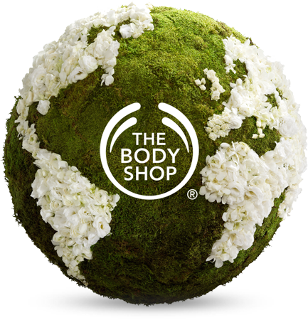 enseigne the body shop