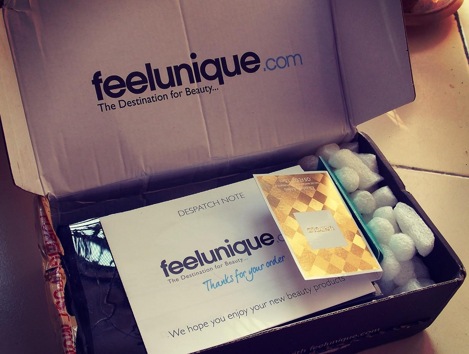 feelunique promo box