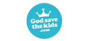 Code promo God save the kids