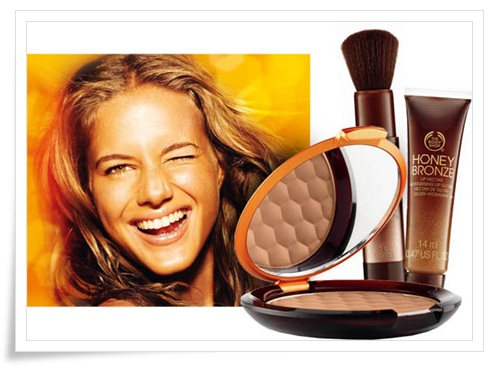 Honey Bronze : La gamme The Body Shop spécial été