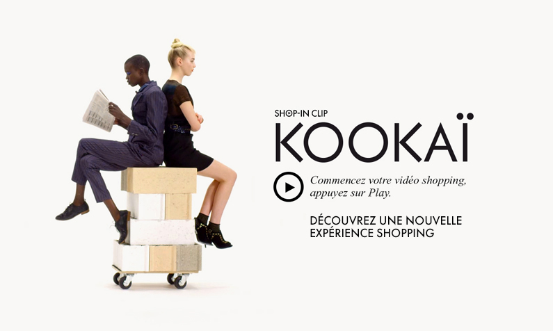 Le shop-in clip by Kookaï kesako ?